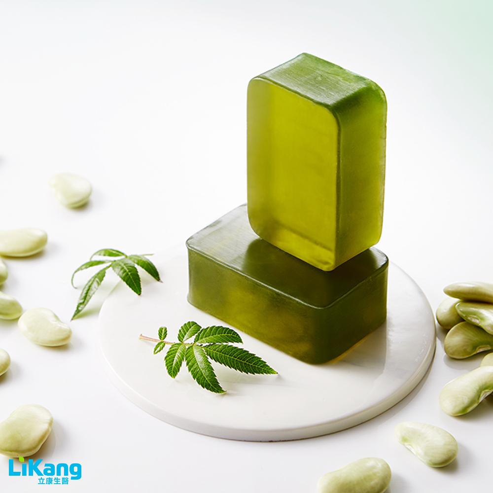 立康檸檬草清新皂150G