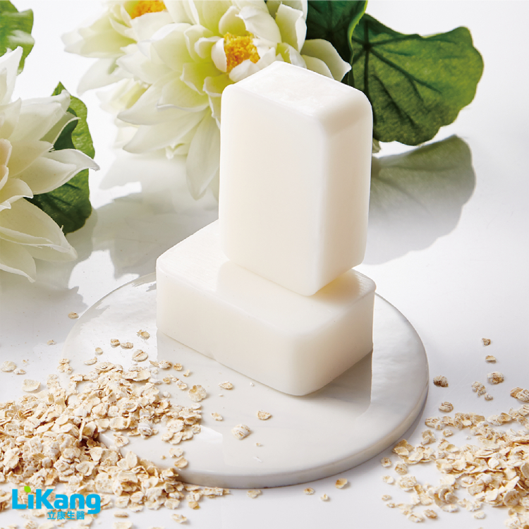 立康白睡蓮潤膚皂150G