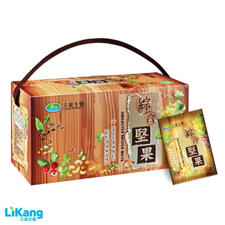 綜合堅果(30包/盒)