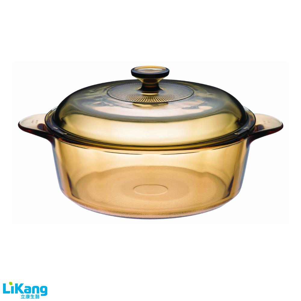康寧晶彩透明鍋3.2L